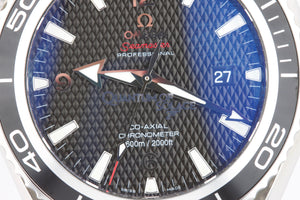 Omega Seamaster Planet Ocean Quantum Solace XL 222.30.46.20.01.001 Watch FULLSET