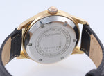 Vintage Ernest Borel Automatic Date Steel Gold Filled Date 32mm Watch