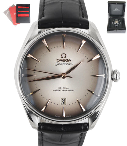 Omega Seamaster Swiss Boutique City Edition Stainless 39mm 511.13.40.20.06.002