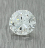 1.47ct EGL USA Certified Round Brilliant Cut G SI1 Natural Loose 7mm Diamond