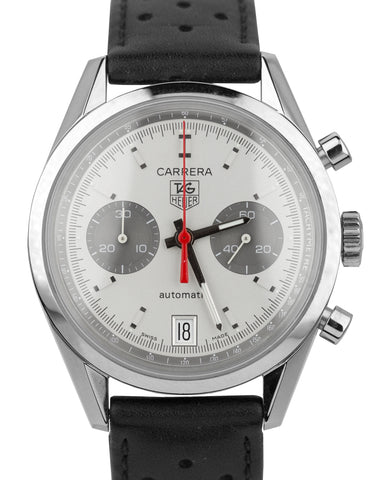 Tag Heuer Carrera Chronograph Jack Heuer 40th Anniversary 38mm CV2117 Watch