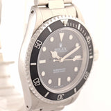 MINT Rolex Submariner 14060M Stainless Steel 2-Liner No-Date Watch A9