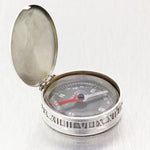 Tiffany & Co. Sterling Silver Compass Atlas Collection