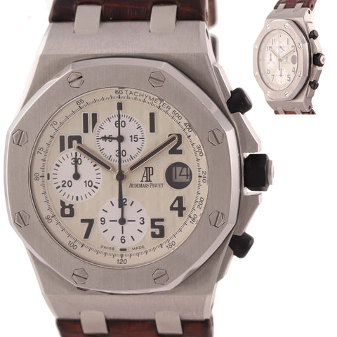 Audemars Piguet Royal Oak Offshore Safari 42mm 26170ST.OO.D091CR.01 Watch G8