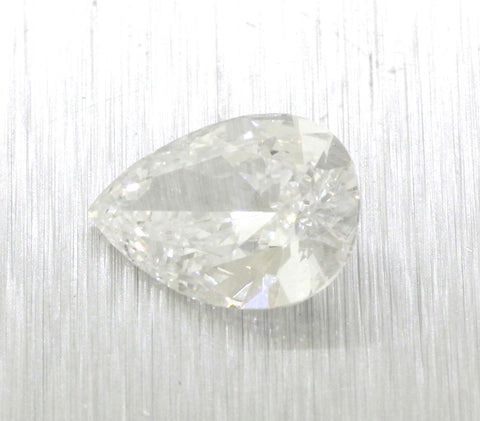 GIA 1.07ct Pear Modified Brilliant E/SI1 Natural Loose Diamond