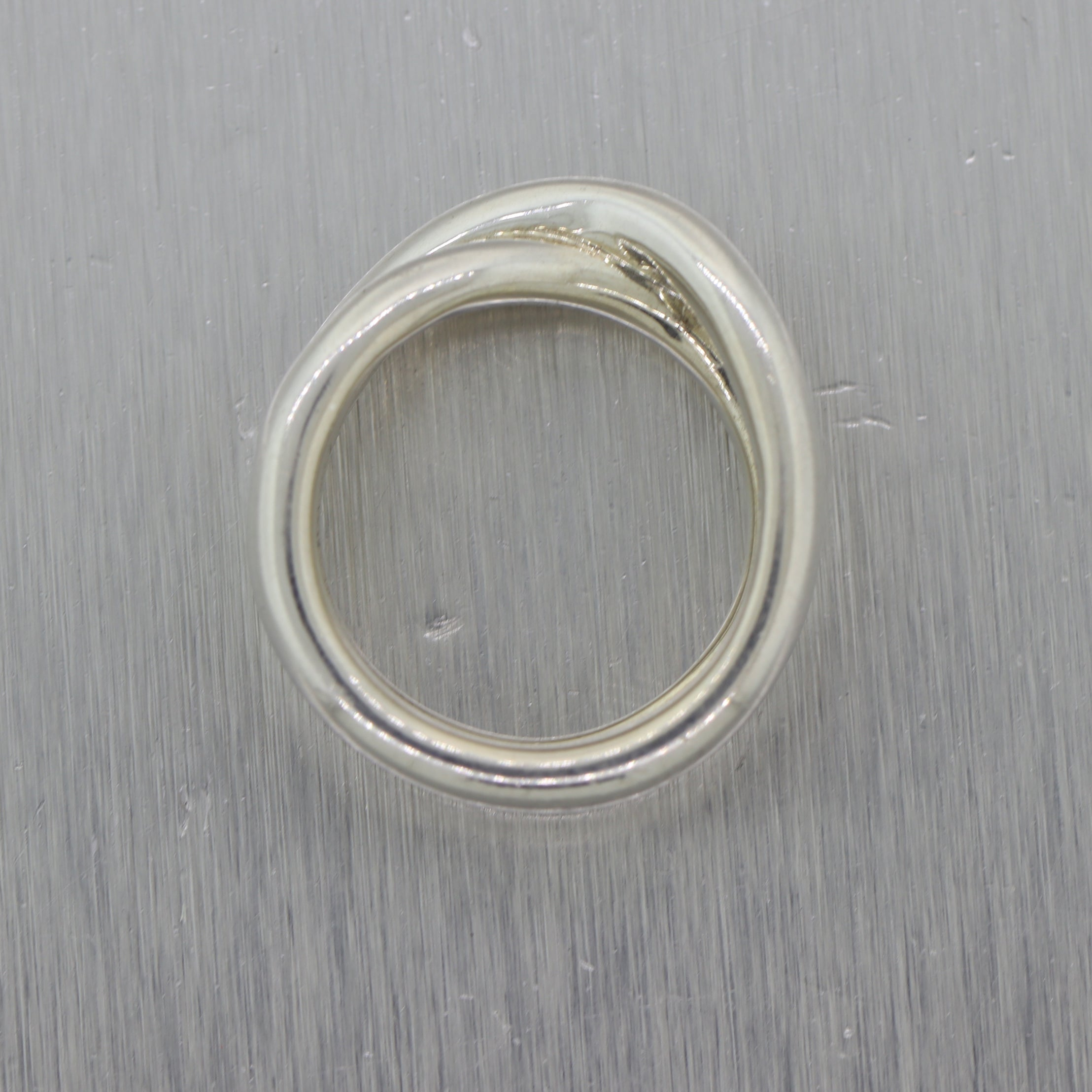 Tiffany & Co. Paloma Picasso Sterling Silver Le Cercle Band Ring