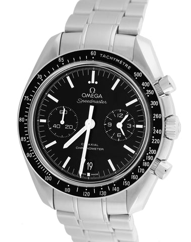 2019 Omega Speedmaster Chronograph 44mm Date Moon Watch 311.30.44.51.01.002