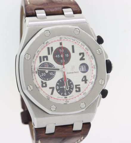 Audemars Piguet Royal Oak Offshore 26170ST.OO.D101CR.02 Panda Watch Papers L8