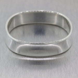 1837 Tiffany & Co. Sterling Silver Bangle Bracelet