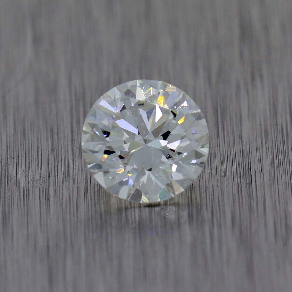 1.04ct GIA Certified Round Shape Brilliant Cut H VS2 Natural Modern Diamond