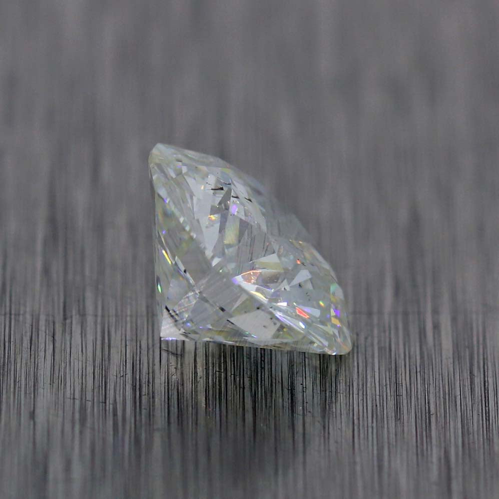 1.53ct GIA Certified Round Shape Brilliant Cut G SI1 Natural Modern Diamond