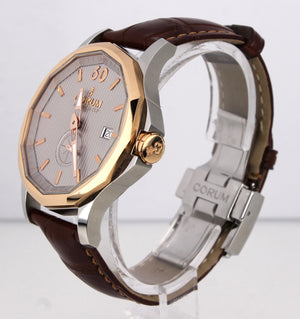 Corum Admiral's Cup Legend 42mm Two-Tone Rose Gold Watch 395.101.24/0F62 FH11