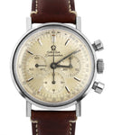 Vintage 1965 Omega Seamaster Chronograph 105.005 35mm 321 Movement Steel Watch