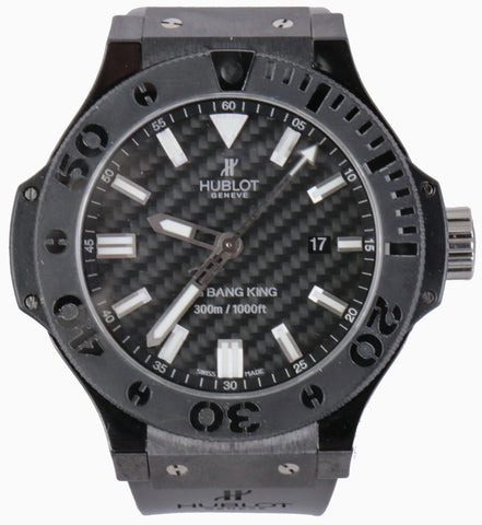 Hublot Big Bang King 48mm Black Magic Carbon Ceramic Automatic 322.CK.1140.RX