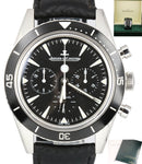 2016 Jaeger LeCoultre Deep Sea Chronograph Ceramic 135.8.C8 40mm Stainless Watch