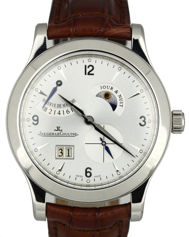 Jaeger-LeCoultre JLC Reserve De Marche 146.8.17.S Stainless Steel 41mm Watch
