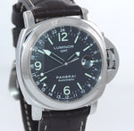 Panerai PAM 63 Luminor GMT Ocean Chronometer Automatic 44mm Tom Cruise Watch