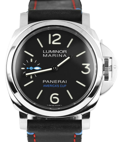 Panerai Luminor Marina 35th America's Cup PAM00727 44mm PAM 727 Stainless Watch