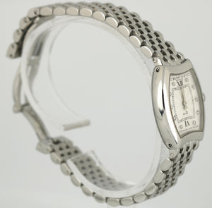 Ladies Bedat & Co No. 3 Stainless Steel Diamond Automatic 27.5mm Watch 314.051.1