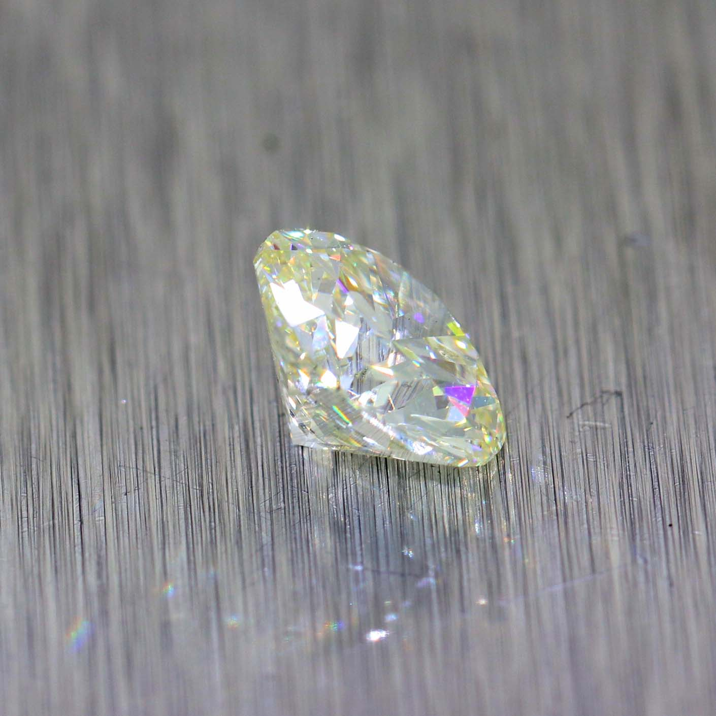 1.00ctw Round Brilliant Cut L Color VS2 Clarity GIA Loose Diamond