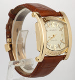 Limited Edition Bvlgari AA44G Assioma Automatic 18K Yellow Gold 44x34mm Watch