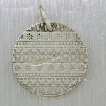 2014 Tiffany & Co. Sterling Silver Nike Charm