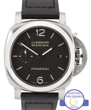 Panerai Luminor Marina 1950 PAM 392 42mm Black Stainless Automatic Date PAM00392