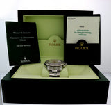 MINT Rolex Yacht-Master 16622 Steel Platinum Rolesium Date Watch Box Papers S8