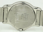 Cartier Santos De-Cartier Two-Tone Steel 18k Gold Date 29mm Quartz Watch 187902