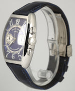 Franck Muller Casablanca Master of Complications Chronograph 5850CC Blue Watch