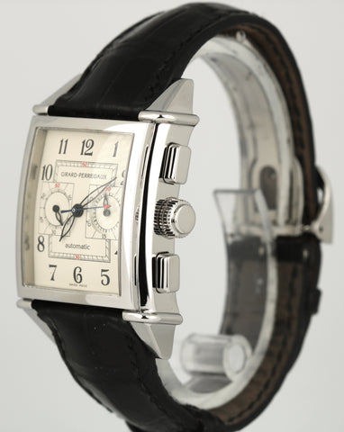 Limited Girard Perregaux Vintage 1945 Automatic Chronograph 30mm x 47mm Watch