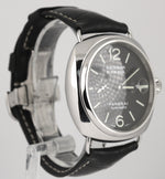 Panerai PAM 287 Radiomir Black Seal 45mm Steel Date Automatic K Watch PAM00287