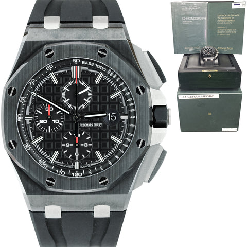 Audemars Piguet Royal Oak Offshore Chronograph Ceramic 44mm 26402CE.OO.A002CA.01