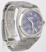 Rolex DateJust OysterQuartz 17000 Stainless Blue 36mm Oyster Quartz Date Watch
