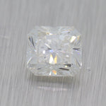 1.00ct GIA Certified Radiant Cut-Cornered Brilliant Cut I VS1 Natural Loose Diamond