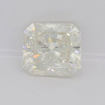 1.00ct GIA Certified Radiant Cut-Cornered Brilliant I VS1 Natural Loose Diamond