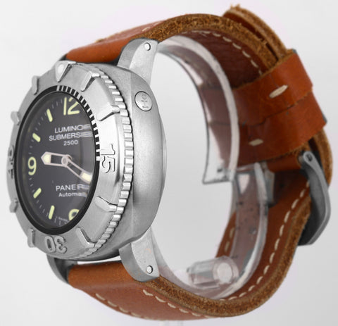 Panerai Luminor Submersible Chronopassion Titanium 47mm Automatic Watch PAM 358