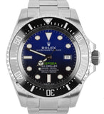 NEW 2019 Rolex Sea-Dweller Deepsea 'James Cameron' Blue 126660 44mm Dive Watch