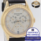 Patek Philippe Annual Calendar 18k Yellow Gold 37mm 5035 J Automatic Watch Y8