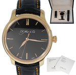 H. Moser & Cie. Endeavor Centre Seconds Monard 343.505 18K Gold 41mm Watch