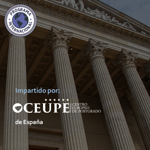 Máster en Marketing Político y Comunicación - CEUPE - Universidad UTEL