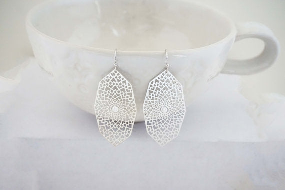 Moroccan Filagree Earrings