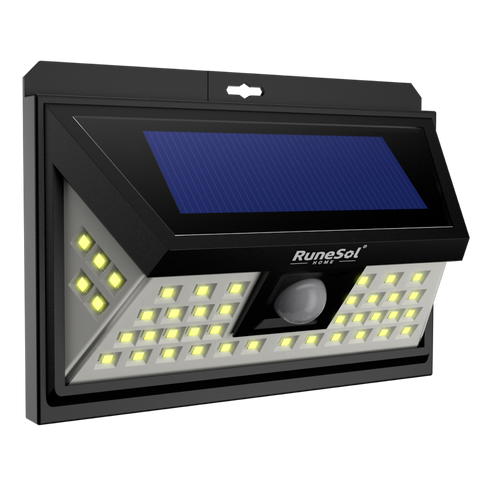 46 LED Solar Motion Sensor Light