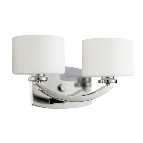 Regent 2 Light Vanity Fixture - Waterbury Design Works