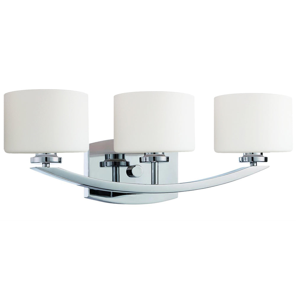 Regent 3 Light Vanity Fixture Waterbury Design Works