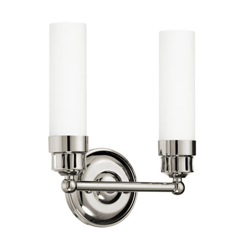 Notting 2 Light Vanity Fixture - Waterbury Design Works
