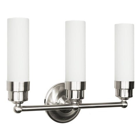 Notting 3 Light Vanity Fixture - Waterbury Design Works