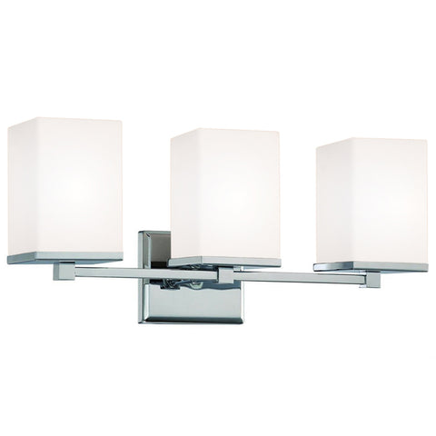 Camdale 3 Light Vanity Fixture - Waterbury Design Works