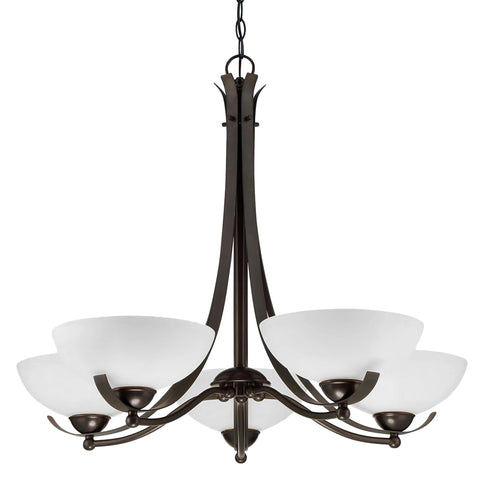 Bordeau 5 Light Chandelier