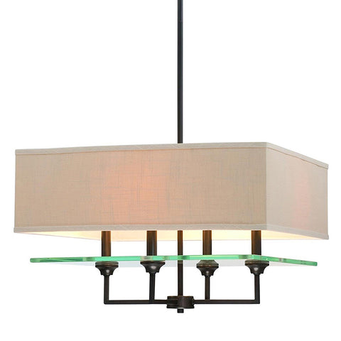 Marseilles Chandelier - Waterbury Design Works